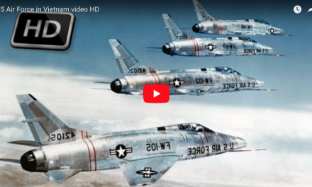 US Air Force in Vietnam Video