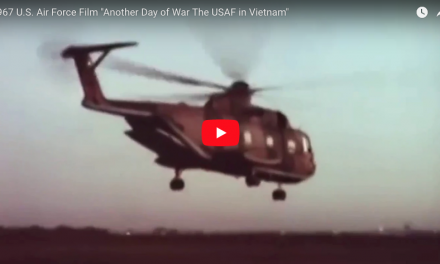 "1967 U.S. Air Force Film ""Another Day of War The USAF in Vietnam"""