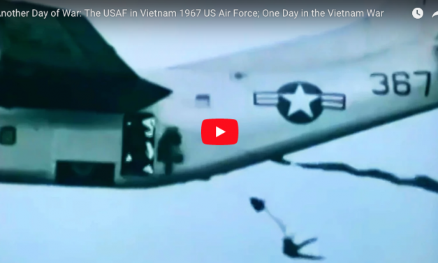 Another Day of War: The USAF in Vietnam 1967