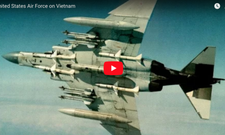 United States Air Force in Vietnam [VIDEO]
