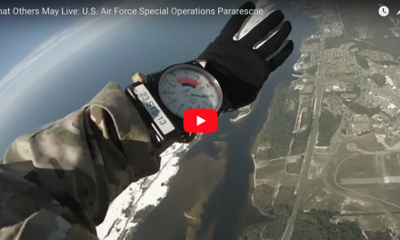 That Others May Live: U.S. Air Force Special Operations Pararescue