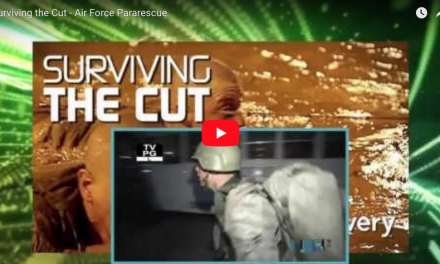 Surviving the Cut – Air Force Pararescue