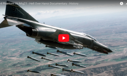 F-4 Phantom Vs Mig21 – Hell Over Hanoi Documentary