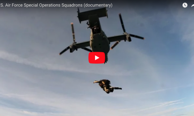 U.S. Air Force Special Operations Squadrons (documentary)