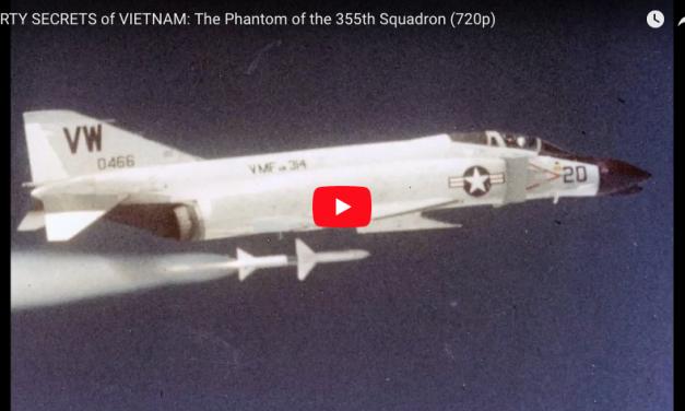 DIRTY SECRETS of VIETNAM: The Phantom of the 355th Squadron