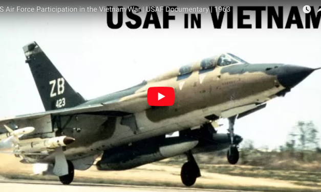 US Air Force Participation in Vietnam (USAF Documentary 1963)