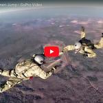 Air Force Pararescuemen Jump • GoPro Video