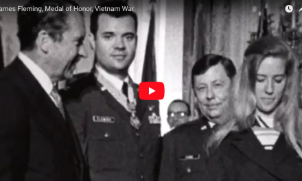 James Fleming, Medal of Honor, Vietnam War