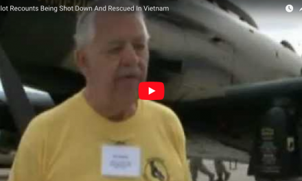 Pilot Recounts Being Shot Down And Rescued In Vietnam