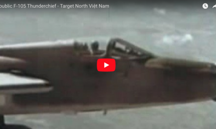 F-105 Thunderchief – Target North Việt Nam