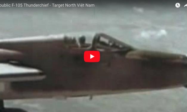 F-105 Thunderchief – Target North Việt Nam