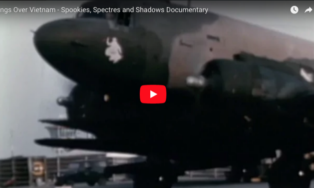 Wings Over Vietnam – Spooky, Spectres and Shadows Documentary