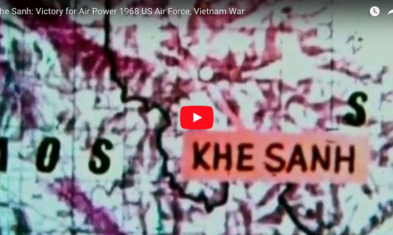 Khe Sanh: Victory for Air Power 1968 US Air Force