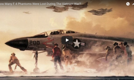 How Many F 4 Phantoms Were Lost During The Vietnam War?