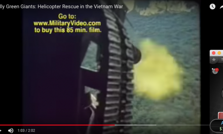 Jolly Green Giants: Helicopter Rescue in the Vietnam War
