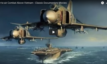 Air-to-Air Combat Above Vietnam – Classic Documentary Movies