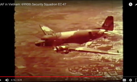 USAF in Vietnam: 6990th Security Squadron EC-47