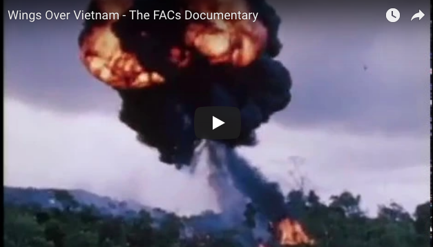 The FACs Documentary – Wings Over Vietnam