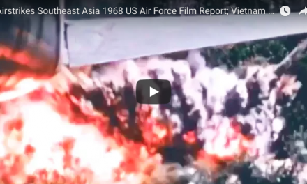 Airstrikes Southeast Asia – US Air Force Film Report