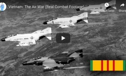Vietnam: The Air War (Real Combat Footage)